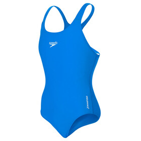 speedo Essential Endurance+ Medalist Swimsuit Women, neon blue